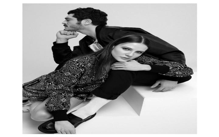 Alina ve Burak'tan  ' Sevgililer  Günü' özel   röportajı