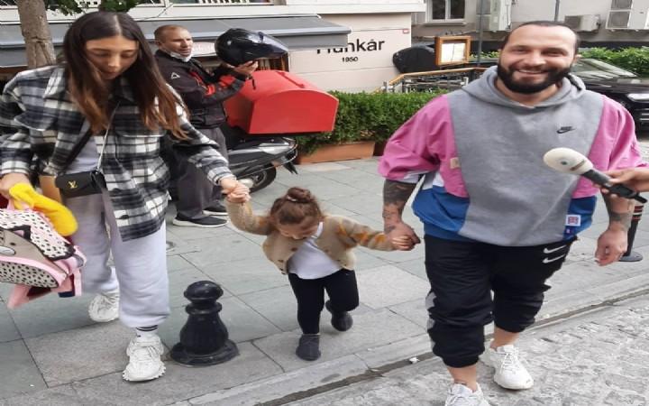Berkay: 'çok şükür  kızımın  durumu gayet  iyi'