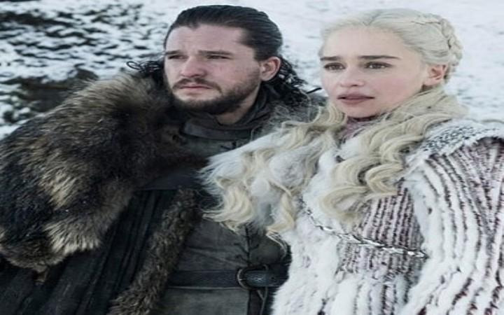 Efsane dizi 'Game Of Thrones' çekimlere devam ediyor