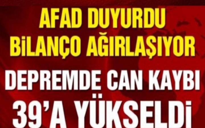 İzmir Deprem: Bilanço ağırlaşıyor